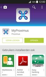 Samsung Galaxy Xcover 3 (G388F) - Applicaties - MyProximus - Stap 10