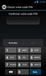 Bouygues Telecom Bs 402 - Sécuriser votre mobile - Activer le code de verrouillage - Étape 9