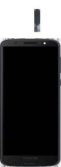 Motorola Moto G6 Plus - Primeiros passos - Como inserir o chip da Nextel no seu celular - Etapa 2