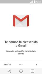 LG Leon - E-mail - Configurar Gmail - Paso 6
