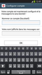 Samsung I9295 Galaxy S IV Active - E-mail - Configuration manuelle - Étape 18