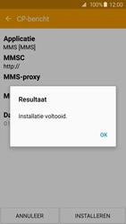 Samsung G903 Galaxy S5 Neo - MMS - automatisch instellen - Stap 7