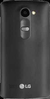 LG Y50 / LEON - Primeiros passos - Como ligar o telemóvel pela primeira vez -  2