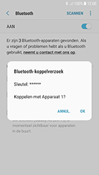 Samsung Galaxy A5 (2017) - Android Oreo - Bluetooth - koppelen met ander apparaat - Stap 10