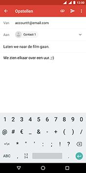 Nokia 7 Plus Dual-SIM (TA-1046) - E-mail - Hoe te versturen - Stap 9