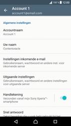 Sony Sony Xperia XA (F3111) - E-mail - Instellingen KPNMail controleren - Stap 16