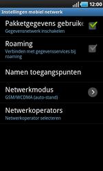 Samsung I9000 Galaxy S - MMS - handmatig instellen 2.2 - Stap 6