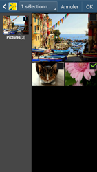 Samsung C105 Galaxy S IV Zoom LTE - MMS - envoi d'images - Étape 18