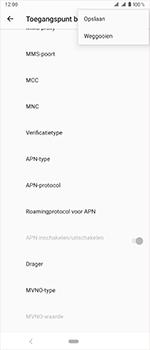 Sony xperia-1-dual-sim-j9110 - Internet - Handmatig instellen - Stap 18