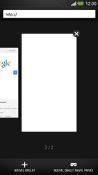 HTC One - Internet - Navigation sur internet - Étape 16