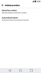 LG K10 2017 - Netwerk - Gebruik in het buitenland - Stap 6