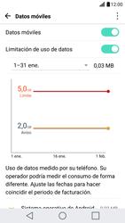 LG G5 - Internet - Ver uso de datos - Paso 9