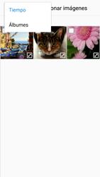 Samsung Galaxy J5 - Mensajería - Escribir y enviar un mensaje multimedia - Paso 21