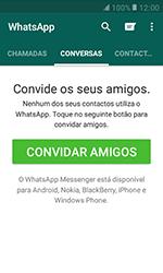 Samsung Galaxy Xcover 3 (G389) - Aplicações - Como configurar o WhatsApp -  13
