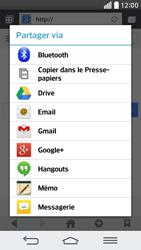 LG G2 mini LTE - Internet - Navigation sur internet - Étape 17