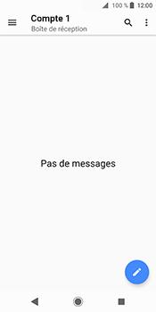 Sony Xperia XZ2 - E-mails - Envoyer un e-mail - Étape 4