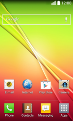 LG L70 - Applications - Downloading applications - Step 1