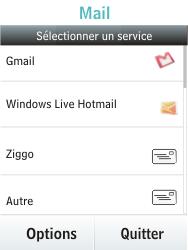 Nokia C2-03 - E-mail - Configuration manuelle - Étape 7