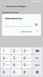 Samsung Galaxy A3 (2017) (A320) - Voicemail - Handmatig instellen - Stap 8