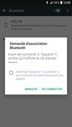 HTC 10 - Bluetooth - connexion Bluetooth - Étape 9