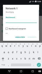Acer Liquid Z530 - WiFi en Bluetooth - Handmatig instellen - Stap 7