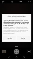 Huawei P9 - Photos, vidéos, musique - Créer une vidéo - Étape 4
