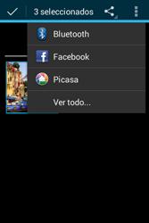 Sony Xperia E - Bluetooth - Transferir archivos a través de Bluetooth - Paso 8