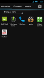 Acer Liquid S2 - Mms - Envoi d
