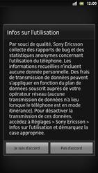 Sony Xpéria S - Premiers pas - Créer un compte - Étape 33