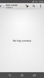 Sony Xperia E4g - E-mail - Configurar correo electrónico - Paso 4