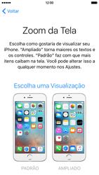 Apple iPhone iOS 9 - Primeiros passos - Como ativar seu aparelho - Etapa 27