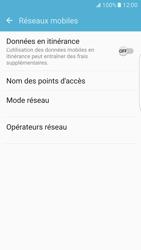 Samsung Galaxy S7 Edge - Premiers pas - Configurer l