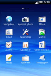 Sony Ericsson Xperia X8 - Internet - Configuration manuelle - Étape 3