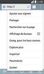 LG H220 Joy - Internet - Configuration manuelle - Étape 22