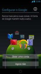 Motorola Moto X - Primeiros passos - Como ativar seu aparelho - Etapa 9