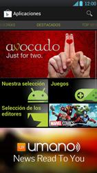 LG Optimus L9 - Aplicaciones - Descargar aplicaciones - Paso 4