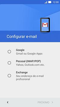 Asus Zenfone Go - Email - Como configurar seu celular para receber e enviar e-mails - Etapa 8