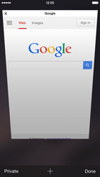 Apple iPhone 6 - Internet - Internet browsing - Step 14