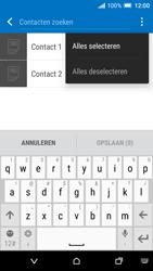 HTC One A9 - Contacten en data - Contacten kopiëren van SIM naar toestel - Stap 10