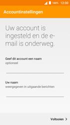 Alcatel OneTouch POP 3 (5) 3G (OT-5015X) - E-mail - Handmatig instellen - Stap 23