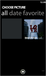 LG E900 Optimus 7 - E-mail - hoe te versturen - Stap 8