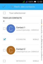 Alcatel Pixi 3 Dual Sim - Contact, Appels, SMS/MMS - Envoyer un SMS - Étape 7