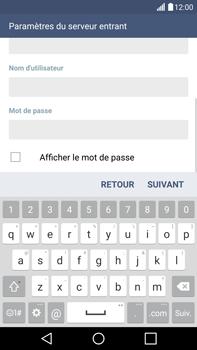 LG G4 - E-mails - Ajouter ou modifier un compte e-mail - Étape 11