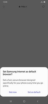 Samsung Galaxy A50 - Internet - Internet browsing - Step 4