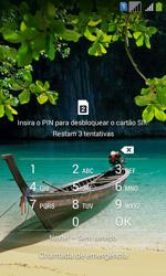 Samsung SM-G3502T Galaxy Core Plus Duo TV - Primeiros passos - Como ativar seu aparelho - Etapa 3