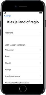 Apple iphone-6-met-ios-11-model-a1586 - Instellingen aanpassen - Hoe gebruik ik de Automatisch inloggen-optie - Stap 7