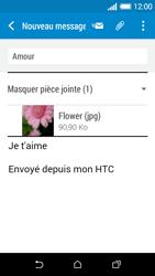 HTC Desire 510 - E-mails - Envoyer un e-mail - Étape 16