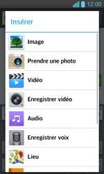 LG P710 Optimus L7 II - MMS - envoi d'images - Étape 12