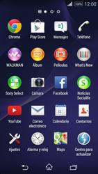 Sony D2203 Xperia E3 - Funciones básicas - Uso de la camára - Paso 3