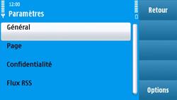 Nokia N97 - Internet - configuration manuelle - Étape 21